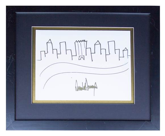 Frenetic phallic gibberish evander price president trump uses a thick marker black licorice scented to ejaculate a series of abstract lines mostly at right angles spasmodically across a nine spiritdancerdesigns Images