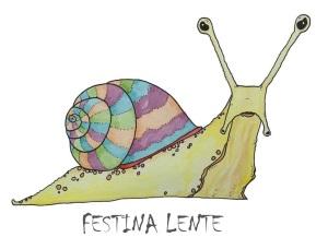 snail - festinalente